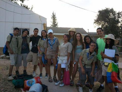 קורס מדריכים 2012   (1 תמונות)